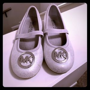 Toddler girl Michael Kors shoes